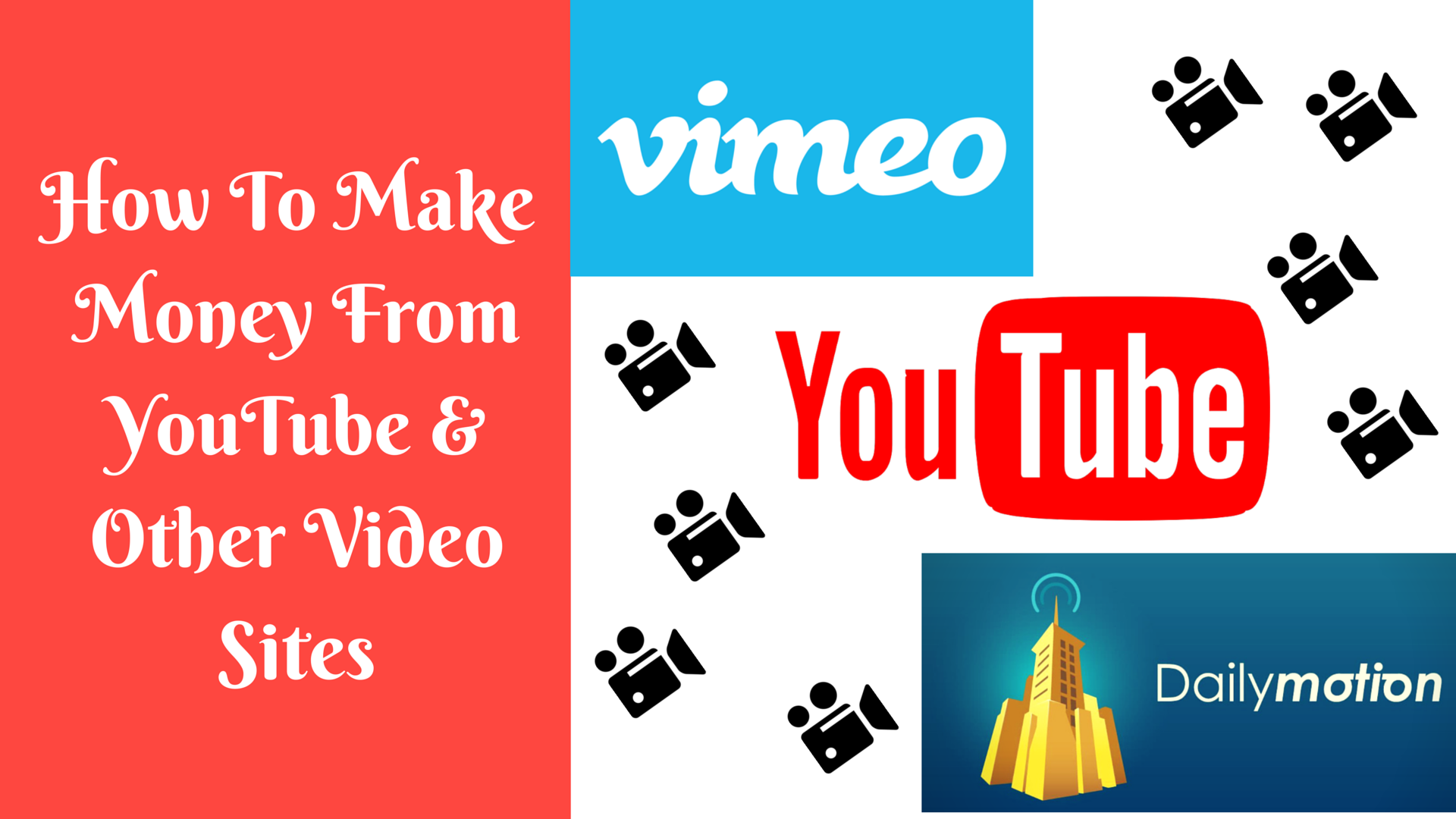 Different Ways To Earn Money From Youtube And Other Video Websites News For  Public All News