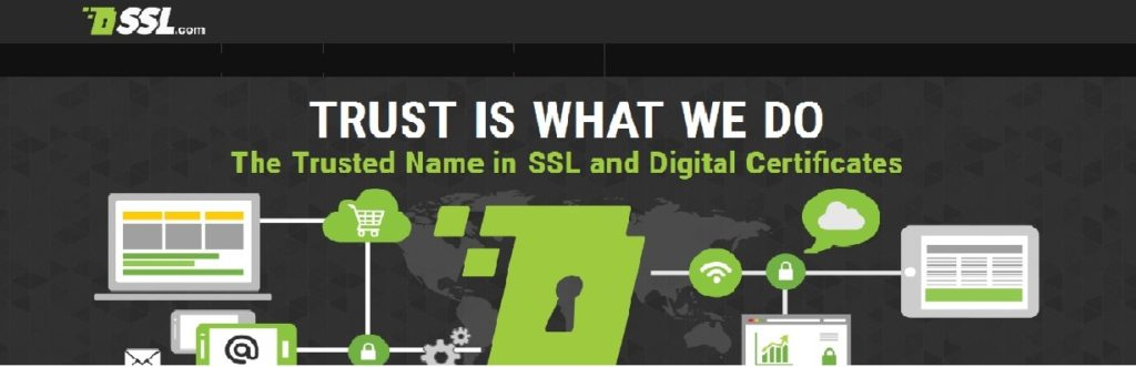 most trusted SSL certificate provider and authority