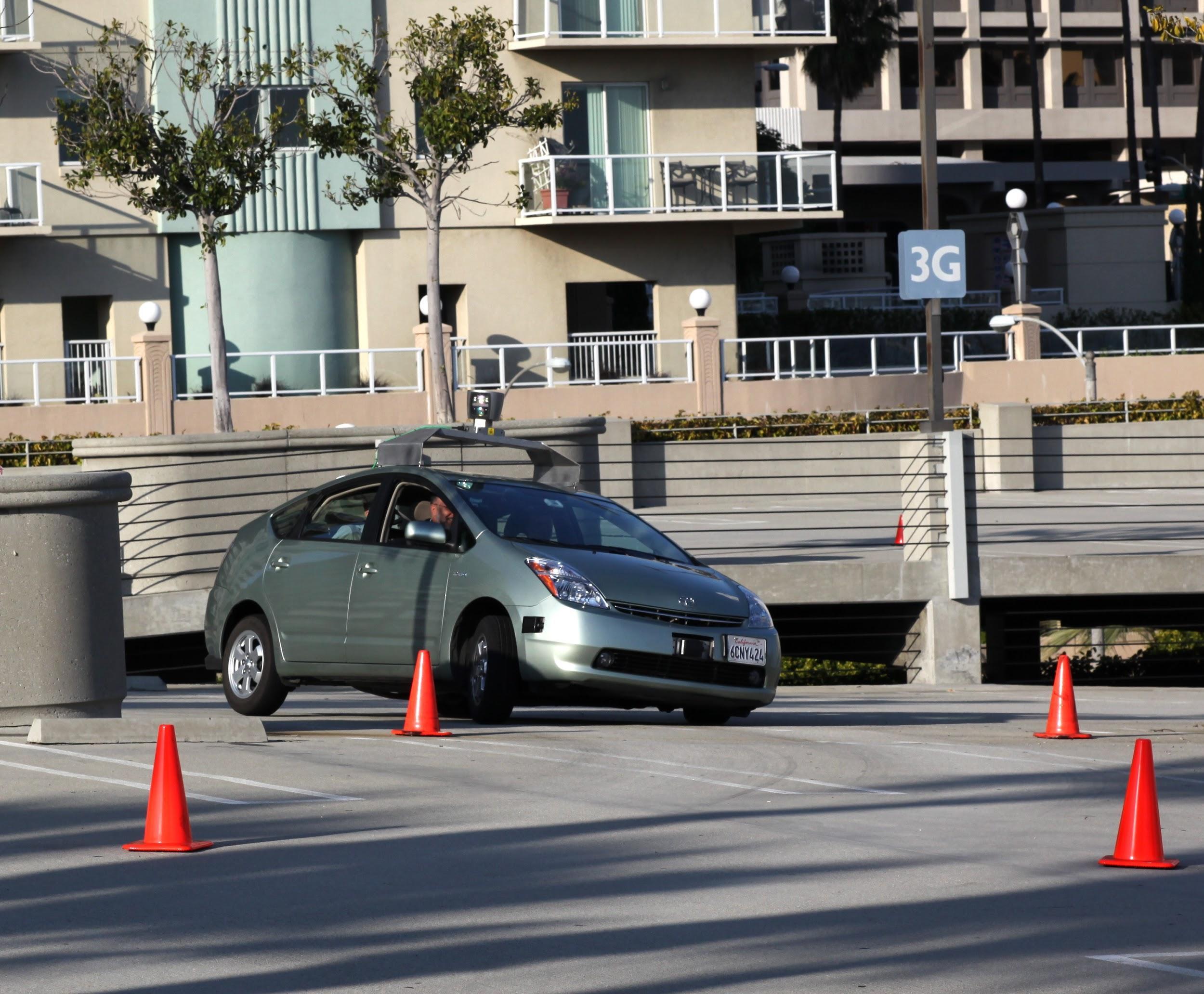 Autonomous Car Tech