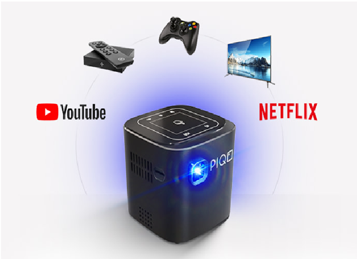 Pocket-size projector
