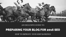 Ultimate SEO guide 2016