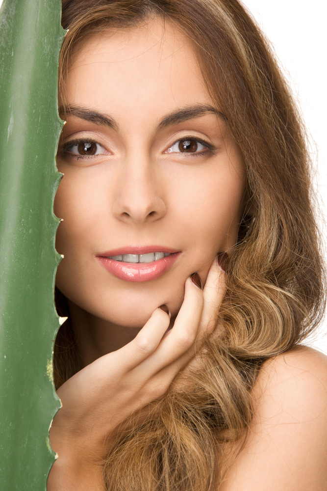 Using Aloe Vera to Treat Age Spots