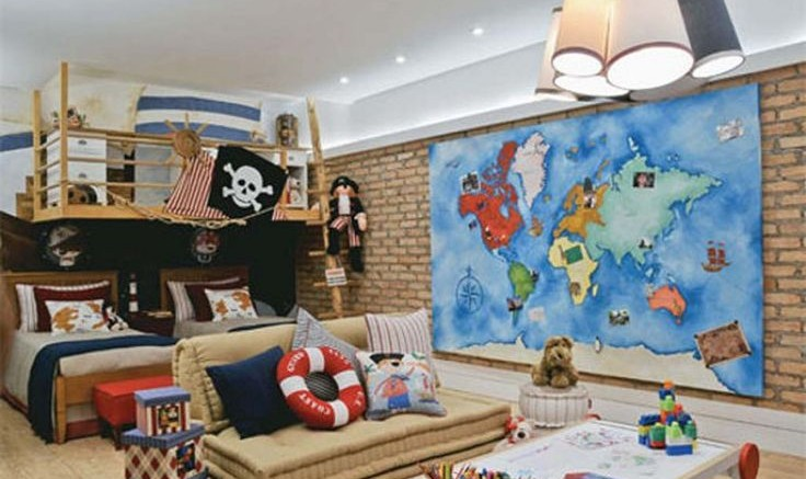 pirate bedroom. Pirate room Boys  inspire your child through decoration News for