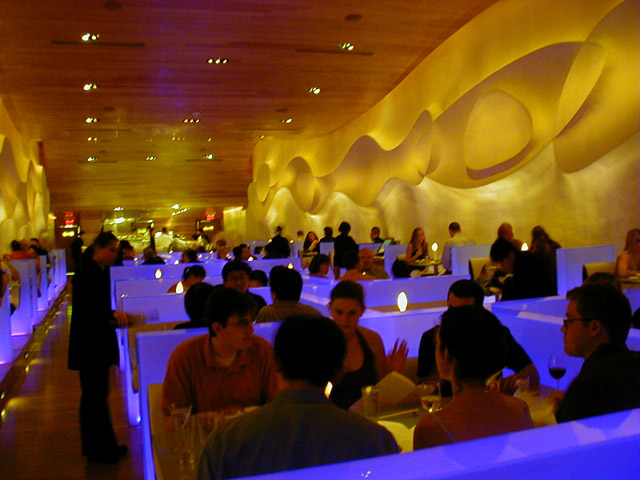 Restaurants in chalsea
