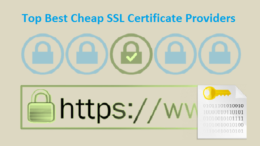Top Best Cheap SSL Certificate Providers
