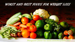Worst and Best Foods for Weight Loss