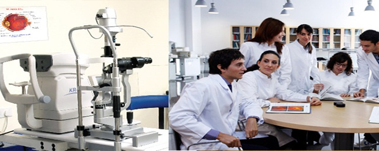 Ophthalmic course