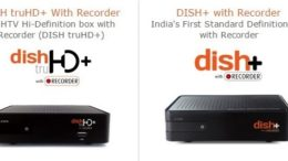 DishTV Digital Set Top Box