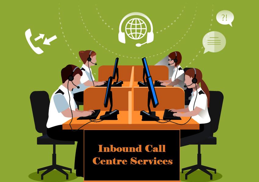 inbound call centre services.