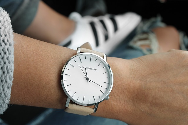 A Stylish Wrist Watch