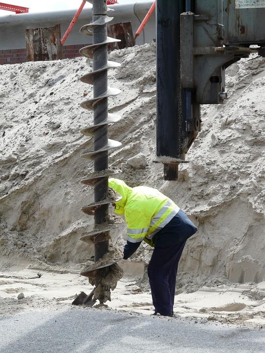 Drill Construction Equipment