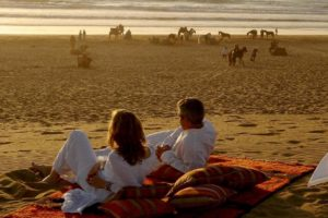 Quality time at the beaches of Essaouira
