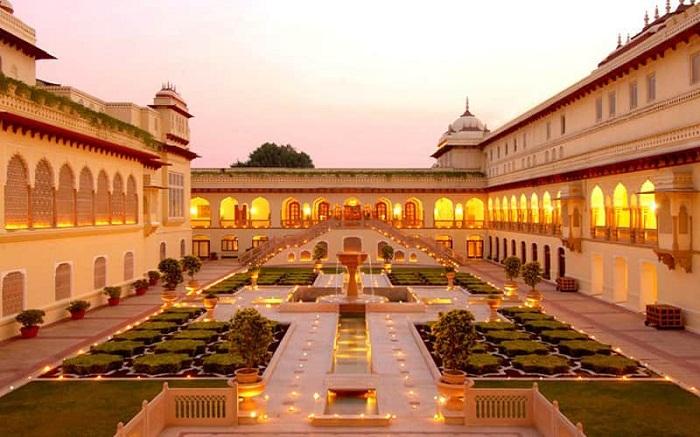 Luxury Heritage Hotels