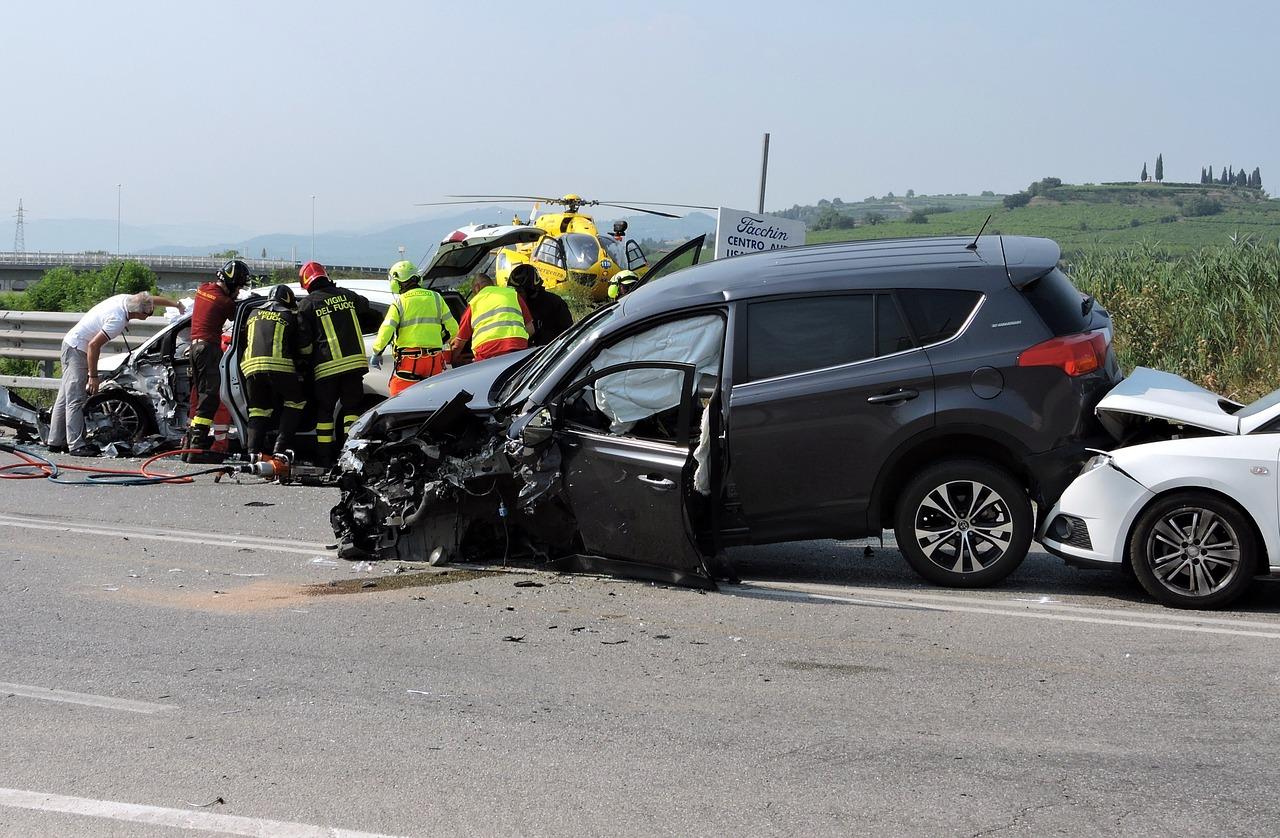 Auto Accident Case