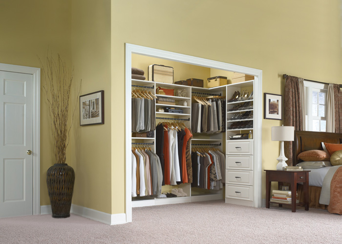 Here Are A Few Tips That Can Help In Keeping The Closet Organized Your Bedroom