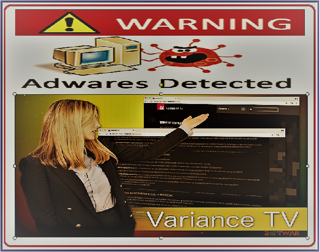 How to Remove Noad Variance TV Adware on your Computer