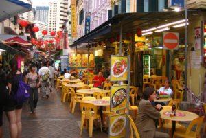 Chinatown Singapore Image