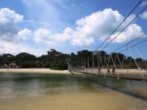 Sentosa Beach Image