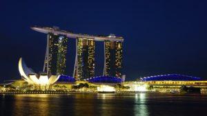 Singapore Marina Bay Image