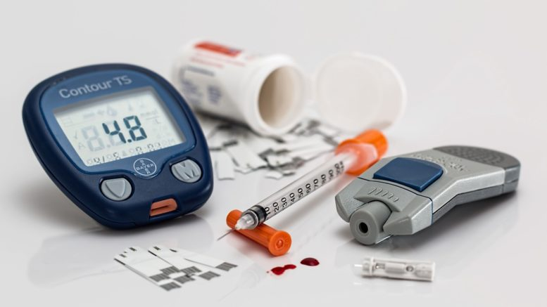 Blood Sugar Test Machine