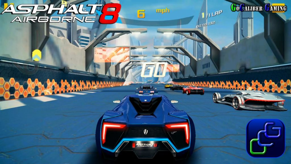 Asphalt 8 Airborne - Free Games that do not need WIFI