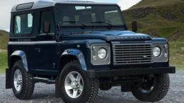 Land Rover Defender -1