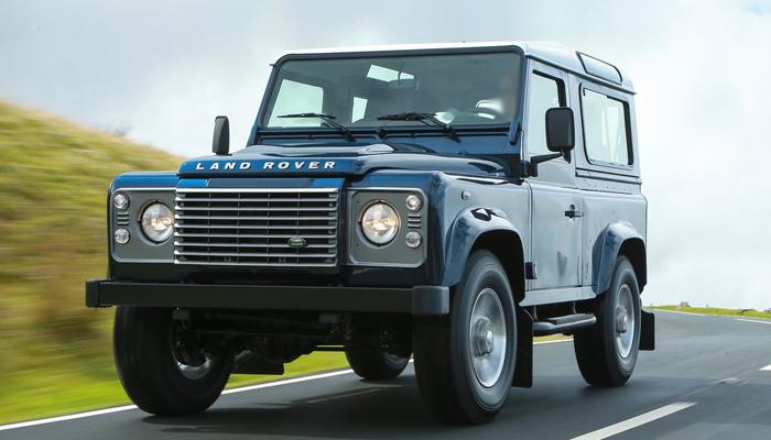 Land Rover Defender Drive-2