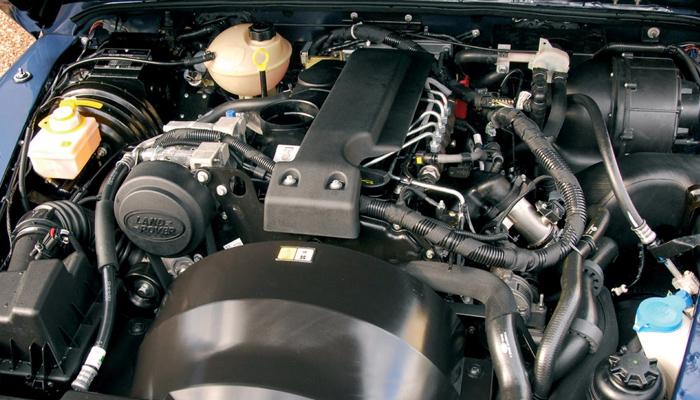 Land Rover Defender Engine-3