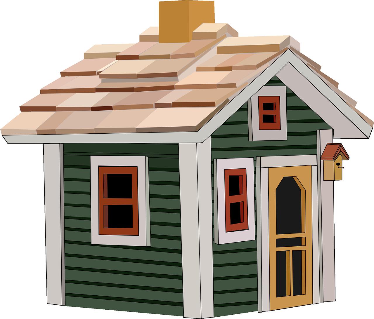 Cedar Siding and roof