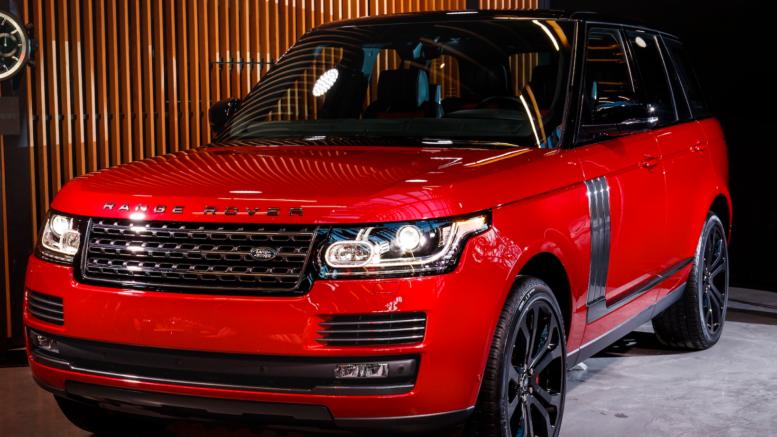 Range Rovers-