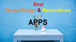 Best Home Design and Renovations Apps