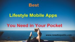Best Lifestyle Mobile Apps
