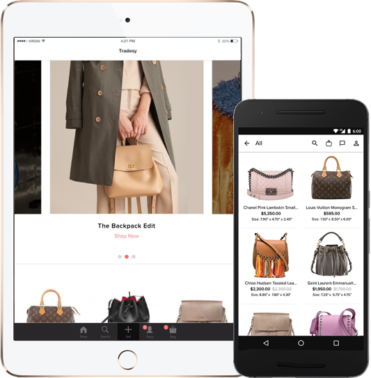 Tradesy - Best Fashion App