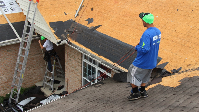 Maintenance of Commercial Roof