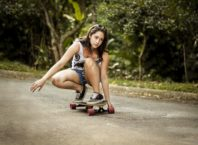 Electric Skateboarding