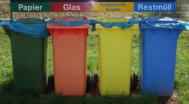 Segregation Of Waste