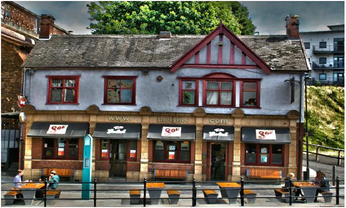 The Tyne Bar