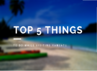 Top 5 Things
