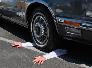 Car-Pedestrian Accident