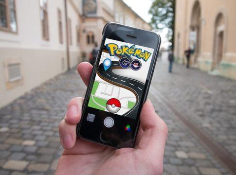 Games Like Pokemon Go