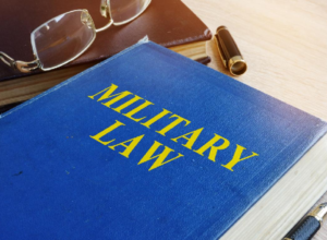 Military Defense Lawyer