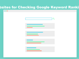 Websites for Checking Google Keyword Rankings