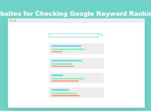 Websites for Checking Google Keyword Rankings
