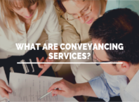 What Are Conveyancing Services_