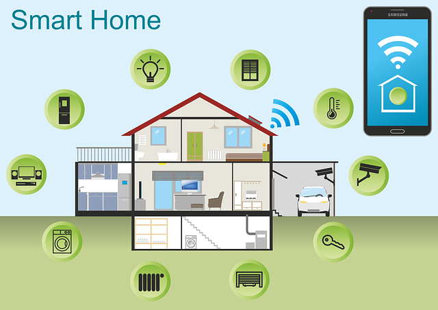 home with cost energy saving appliances