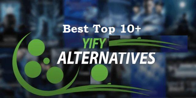 YIFY alternatives websites
