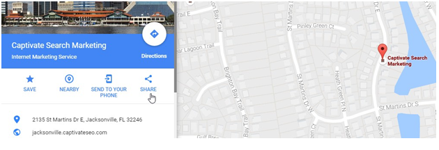 Embed Google Maps On Your Contact Page