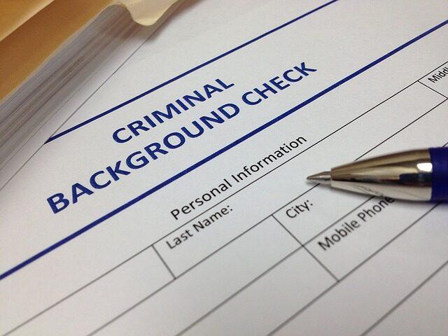 Criminal Backgrounds