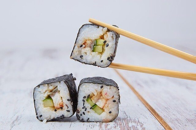 food-Sushi