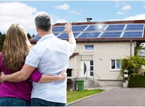 Building a Home with Solar Panels